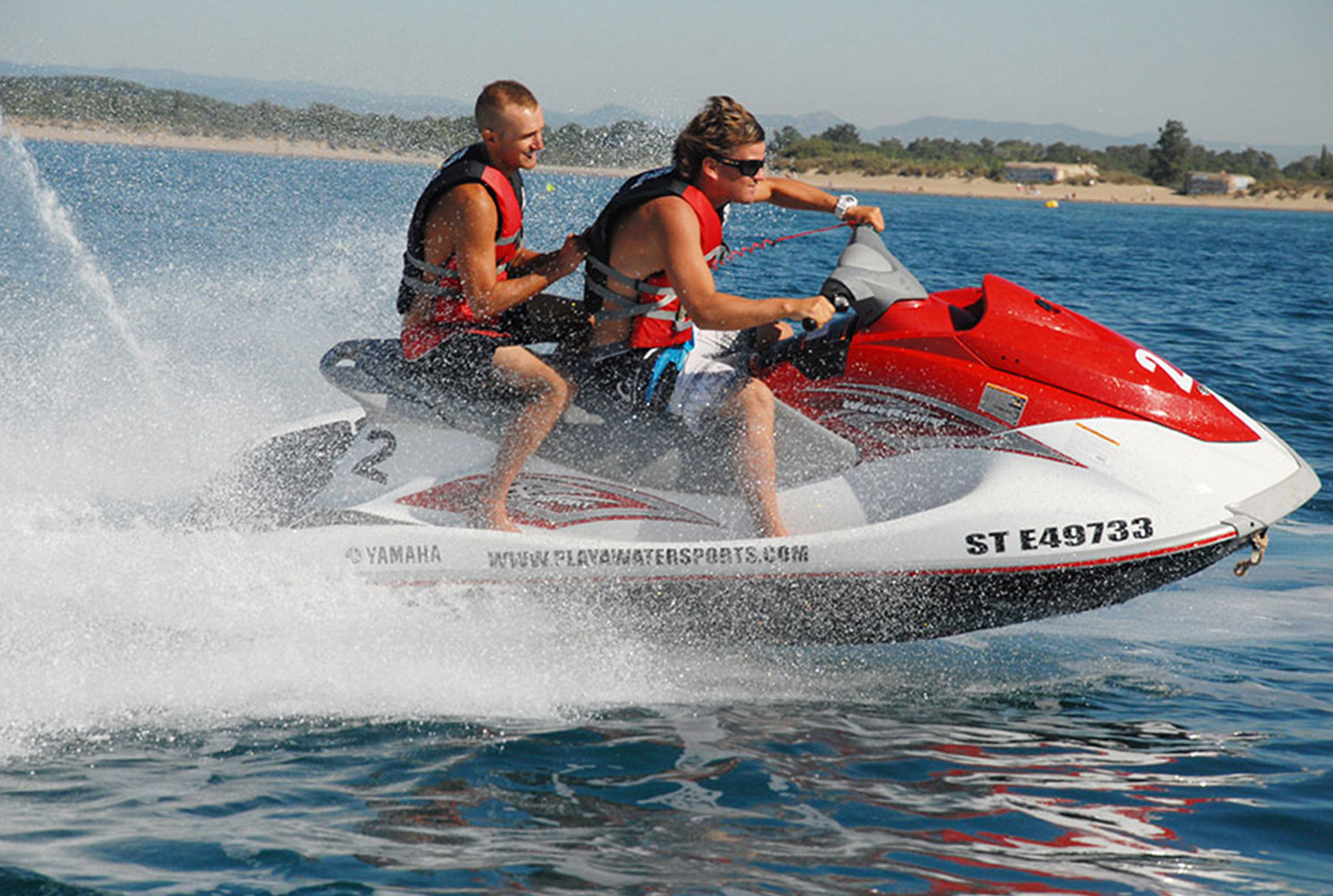 jetski playa watersports